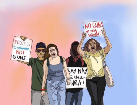 How Are Mass. Student Journalists Covering Gun Violence?