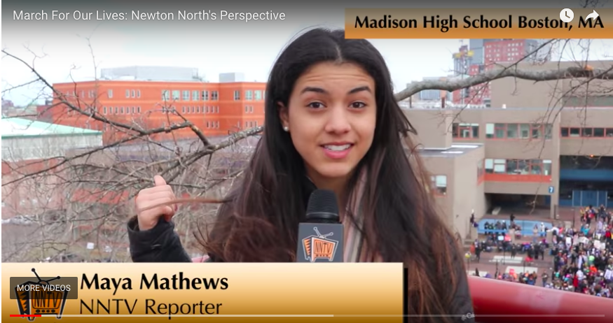 Broadcast of the Year: News Story -- Best of the Massachusetts High School Press 2017-2018